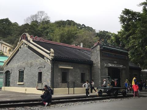 香港鉄路博物館の保存車