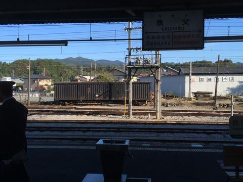 【秩父】秩父ワキ808 秩父駅