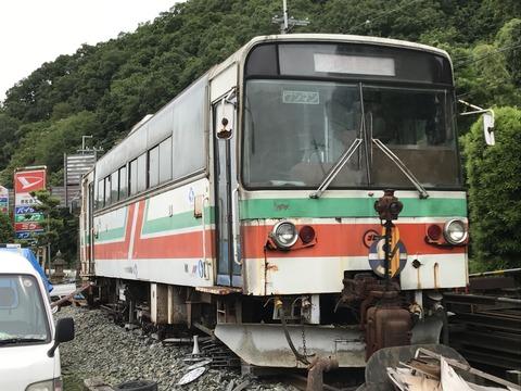 【某所】北条鉄道フラワ1985-3