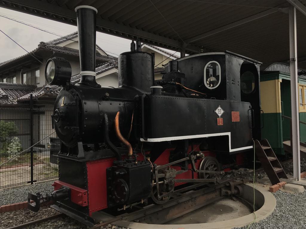 井 笠 鉄道