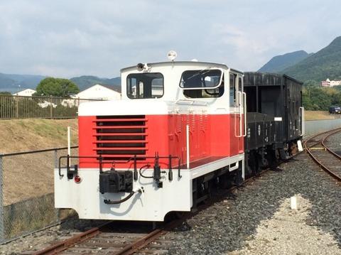 【有田川】ふるさと鉄道保存協会の保存車とD51-1085 有田川鉄道公園