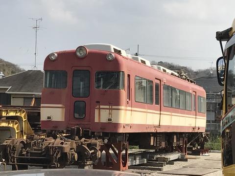 【河内長野】豊橋鉄道モ7311/某運送屋