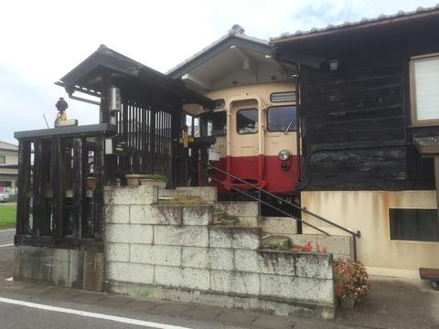 【大泉】東武クハ6222 個人宅