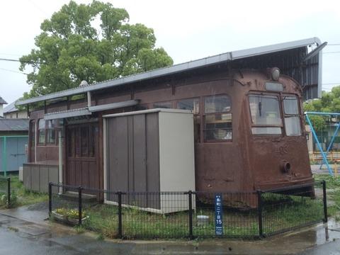 【熊本】熊本市電403 島町第二公民館