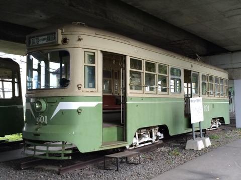 【札幌】札幌市交通資料館の展示車両 その2