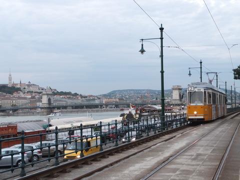 【ハンガリー】ブダペスト地下鉄の概要と世界遺産の1号線