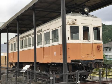 【紀美野】野上電鉄モハ31/くすのき公園