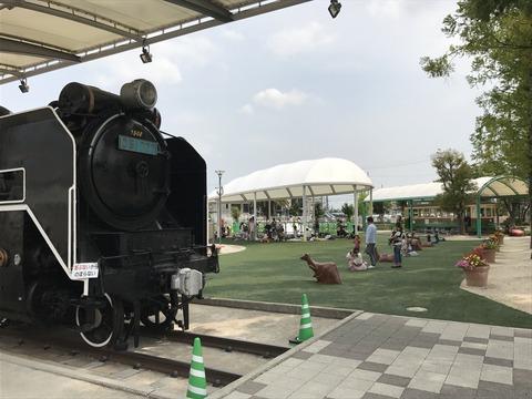 【刈谷】D51-777&名古屋市電1603 児童交通遊園