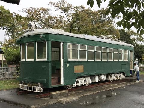 【和歌山】南海大阪軌道線モ217/和歌山交通公園