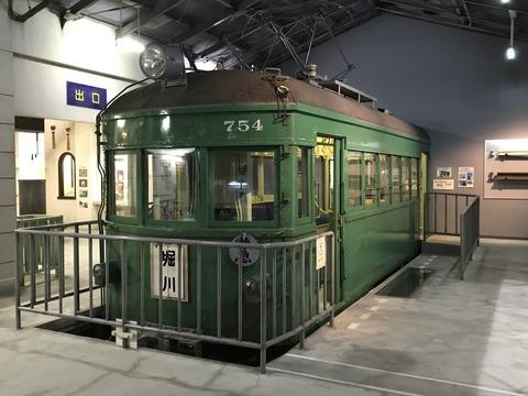 【瀬戸】名鉄モ754 瀬戸蔵ミュージアム
