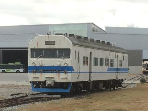 【高岡】クハ418-1 日本総合リサイクル株式会社