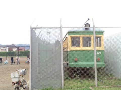 【鎌倉】江ノ電107号