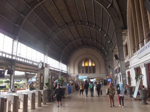 【ジャカルタ】日本の電車を訪ねて 2