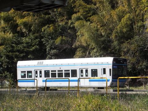 【千葉】千葉都市モノレール1001 萩台車両基地