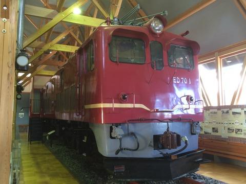 【長浜】長浜鉄道スクエアの保存車