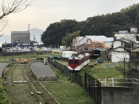 【倉敷】下津井駅跡の保存車