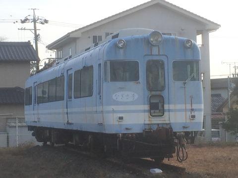 【森町】豊橋鉄道モ7307
