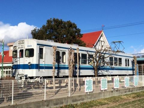 【前橋】東武モハ3505