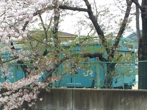 【大阪】クモハ103-110 大阪府消防学校