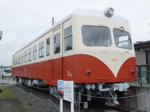【小美玉】鹿島鉄道キハ432 小川南病院