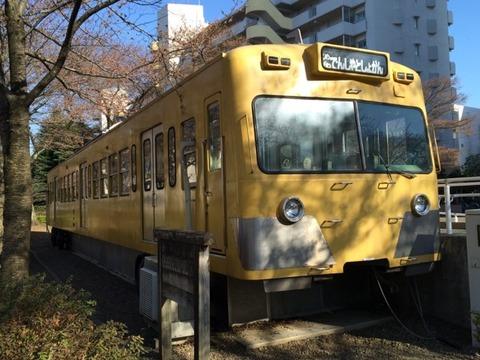 【東村山】西武クハ1150 くめがわ電車図書館