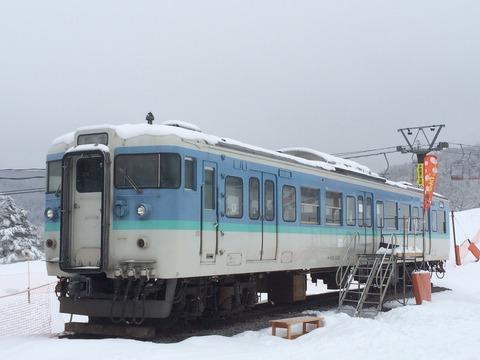 【長和】クハ115-1106 ブランシュたかやまスキー場