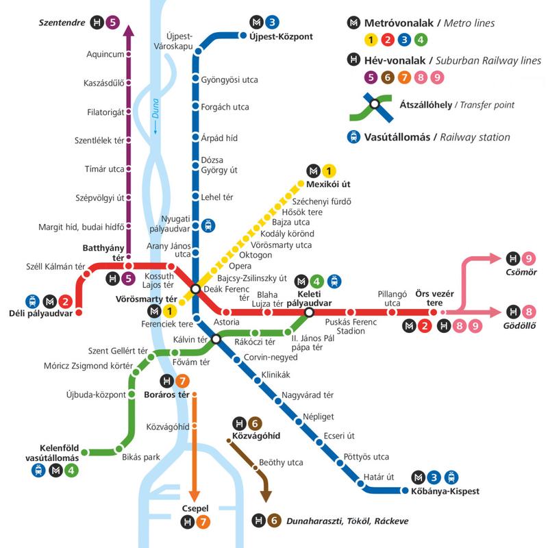 ブダペスト地下鉄の画像 p1_18
