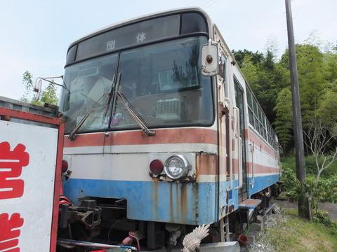 【某所】三木鉄道ミキ180-101