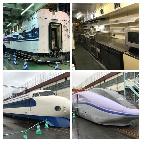 JR西日本 博多総合車両所の保存車
