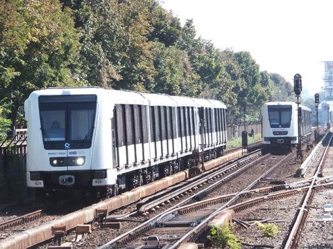 【ハンガリー】ブダペスト地下鉄2号線と4号線