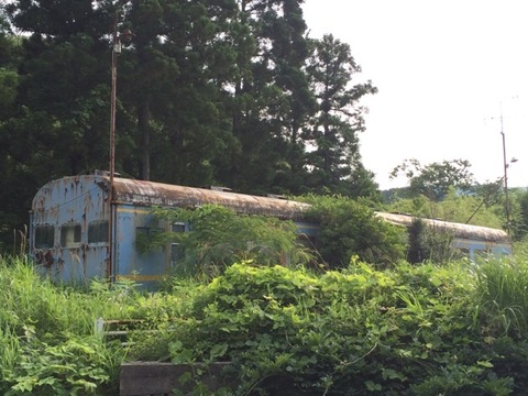 【いわき】ナヤ11-1 潰れた食堂