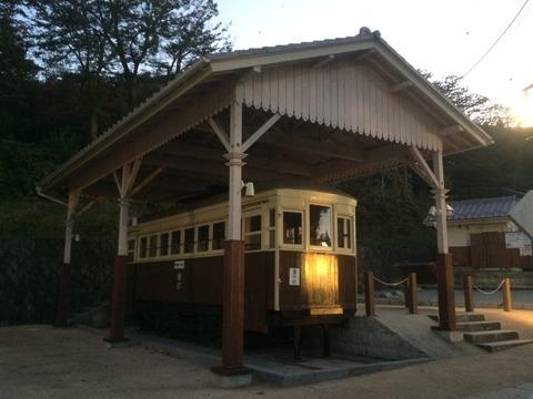 【渋川】東武デハ27 伊香保温泉・峠の公園