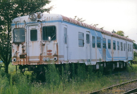 【高森】南阿蘇MT2105 高森駅[現存せず]