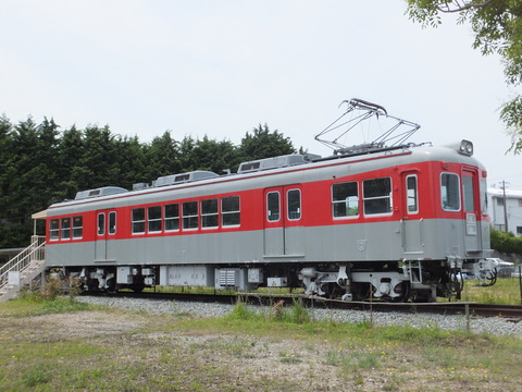 【小野】神戸電鉄1117 カコテクノス小野工場