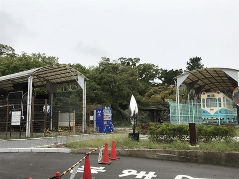 【和歌山】C57-119&南海和歌山軌道線321/岡公園