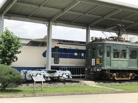 【豊川】日本車輌製造豊川製作所の保存車