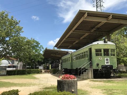 【岡崎】D51-688&名鉄モ401&HSST 岡崎市南公園交通広場