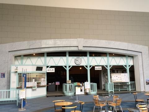 小樽市総合博物館 屋内展示