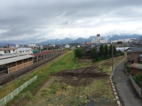【蒲原鉄道】モハ41 五泉市総合会館