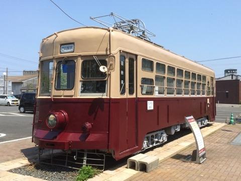 【北九州】西鉄148 門司港レトロ市営駐車場