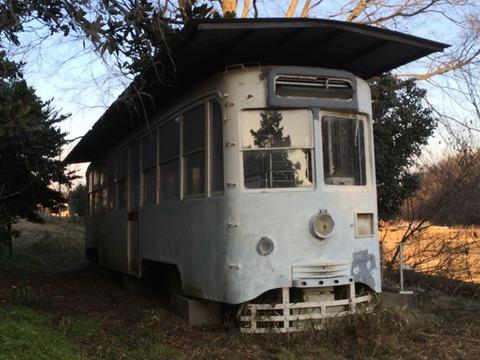 【毛呂山】都電7022 新しき村