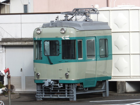 【大津】京阪81 錦織車庫