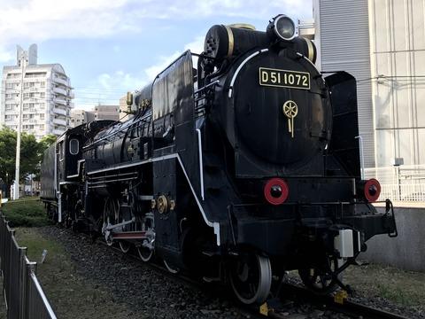 【神戸】D51-1072 神戸駅前
