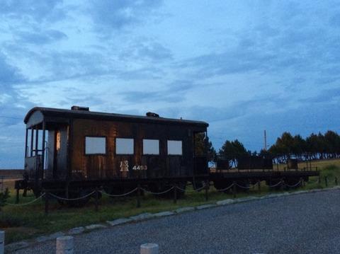 【青森】ヨ4493とヒ759 青い海公園