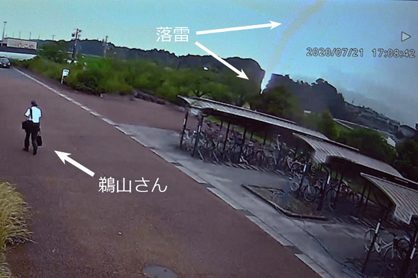 20200723 落雷三重県