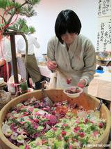 御野祭×紅い野菜ちらしと白い野菜ちらし