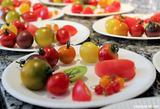 10種トマトの食べ比べ