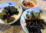 葉野菜キムチ
