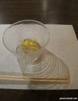 玉ねぎとレンコンの煮浸し@七草