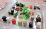 銀座シェ・トモの野菜プレート